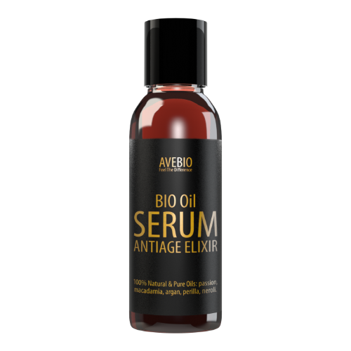 BIO Oil ANTIAGE ELIXIR – naturalne serum przeciwstarzeniowe 50ml Avebio