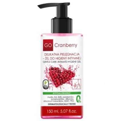 Delikatna Pielęgnacja Żel Do Higieny Intymnej 150 ml Gocranberry