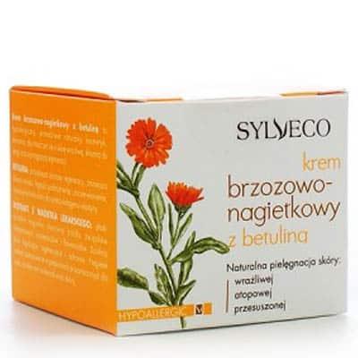Krem brzozowo-nagietkowy z betuliną 50 ml Sylveco