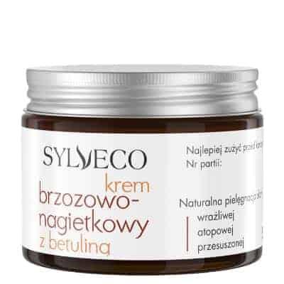 Krem brzozowo-nagietkowy z betuliną 50ml Sylveco