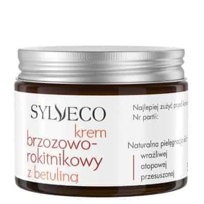 Krem brzozowo-rokitnikowy z betuliną 50ml Sylveco