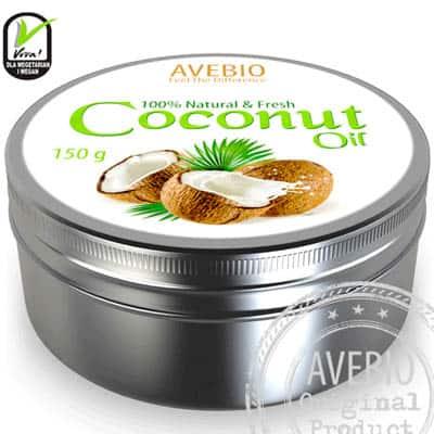 Olej kokosowy avebio