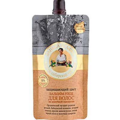Balsam do włosów – pielęgnacyjny – ochrona włosów farbowanych – serwatka mleczna 100ml