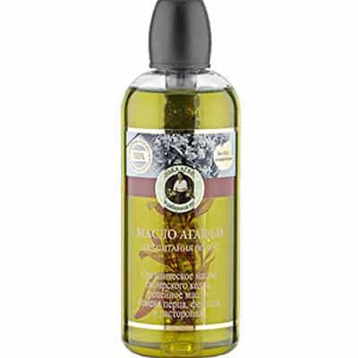 Olej do włosów odżywczy olej łopianowy