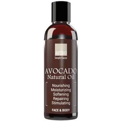 Olejek awokado – silne odżywienie w naturalne witaminy 100ml Avebio