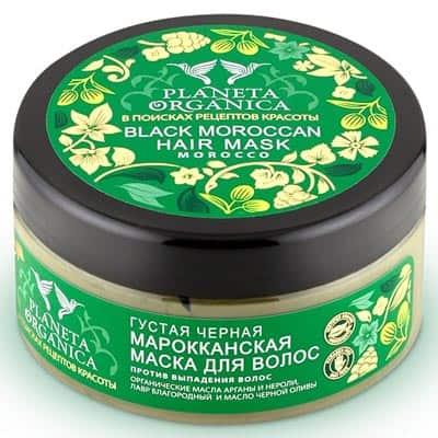 Maska Marokańska do włosów przeciw wypadaniu 300ml Planeta Organica
