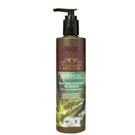 Balsam Marokański do wszystkich rodzajów włosów 280ml Planeta Organica