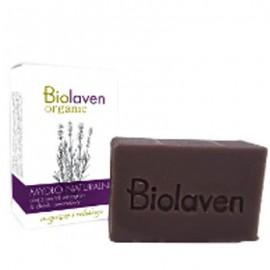 BIOLAVEN Naturalne mydło lawendowe 120g