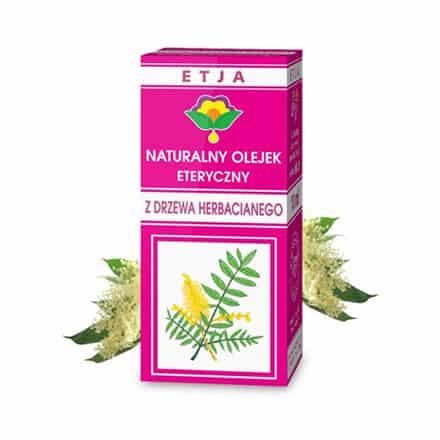 Olejek z Drzewa Herbacianego 10ml Etja