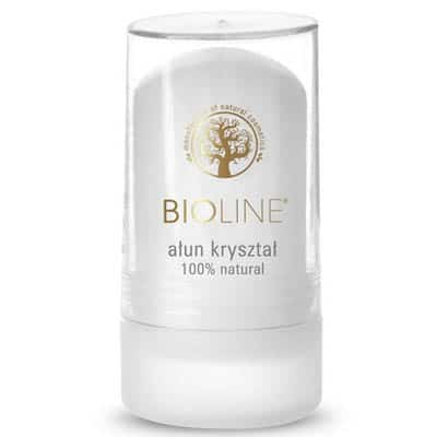Ałun kryształ 100% naturalny 120g Bioline