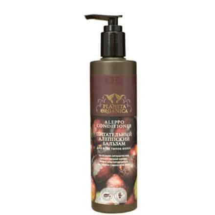 Balsam odżywczy Aleppo do wszystkich rodzajów włosów 280ml Planeta Organica