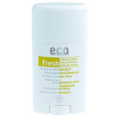 Dezodorant w sztyfcie z liściem oliwnym i malwą 50ml Eco Cosmetics