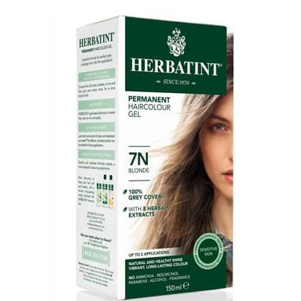 Farba Herbatint 7N Blonde – Blond 135 ml