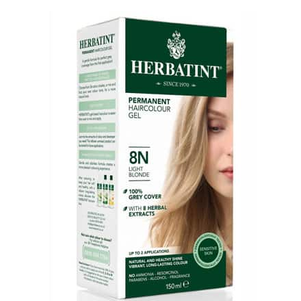 Farba Herbatint 8N Light Blonde - Jasny Blond 135 ml