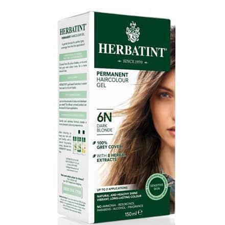 Farba Herbatint 6N Dark Blonde – Ciemny Blond 135 ml
