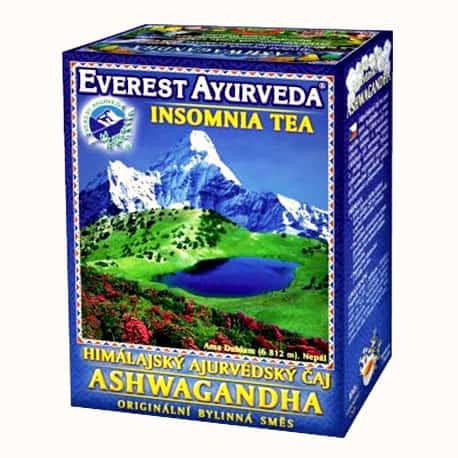 Herbatka ajurwedyjska ASHWAGANDHA - uspokojenie i dobry sen 100g