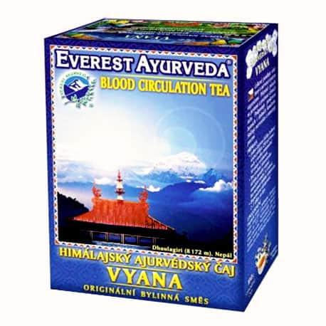 Herbatka ajurwedyjska VYANA - krążenie i ukrwienie 100g