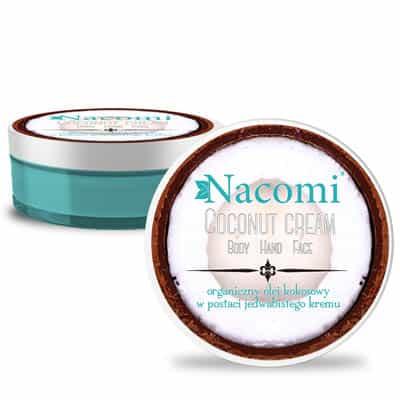 Krem z olejem kokosowym 100ml Nacomi