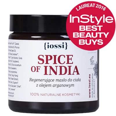 Masło do ciała Spice of India Paczuli & Goździk 120ml IOSSI