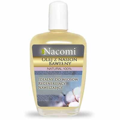 Olej z nasion bawełny 30ml Nacomi
