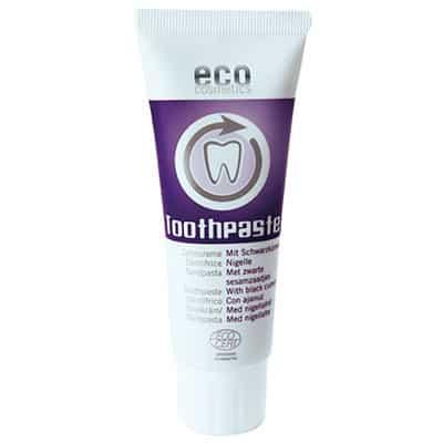 Pasta do zębów z czarnuszką 75ml Eco cosmetics