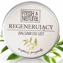 REGENERUJĄCY balsam do ust 15ml Fresh&Natural