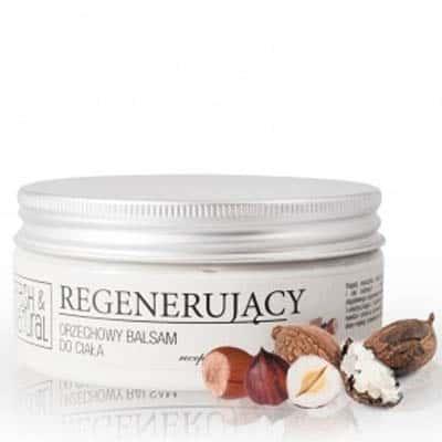 REGENERUJĄCY orzechowy balsam do ciała 250ml Fresh&Natural