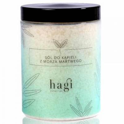 Sól do kąpieli z Morza Martwego 1200g HAGI