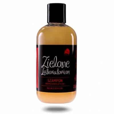 Szampon do włosów aromaterapeutyczny z olejkami eterycznymi 250ml Zielone Laboratorium