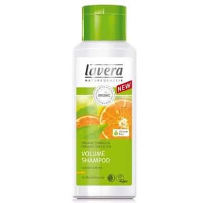 Szampon do włosów cienkich i delikatnych z bio pomarańczą i zieloną herbatą 200ml Lavera