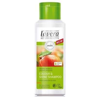 Szampon do włosów farbowanych z bio mango i awokado 200ml Lavera