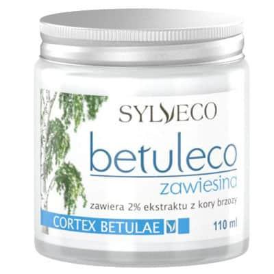 Betuleco zawiesina 2% ekstraktu z kory brzozy 110ml SYLVECO