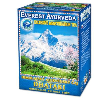 Herbatka ajurwedyjska DHATAKI - obfite krwawienia menstruacyjne 100g