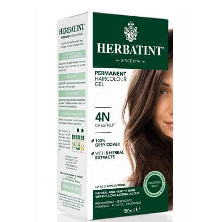 Farba Herbatint 4N Chest Nut – Kasztan 135 ml