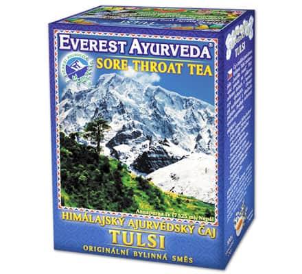 Herbatka ajurwedyjska TULSI - Przeziębienie i układ oddechowy 100g