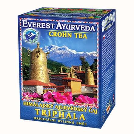 Herbatka Ajurwedyjska TRIPHALA -Detoksykacja układu trawiennego 100g