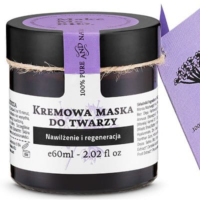 Kremowa maska do twarzy 60ml Make Me Bio