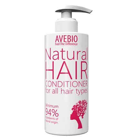 Naturalna odżywka do każdego rodzaju włosów 200ml Avebio