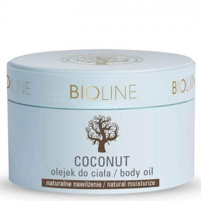 Olej kokosowy 100% naturalny 200ml Bioline