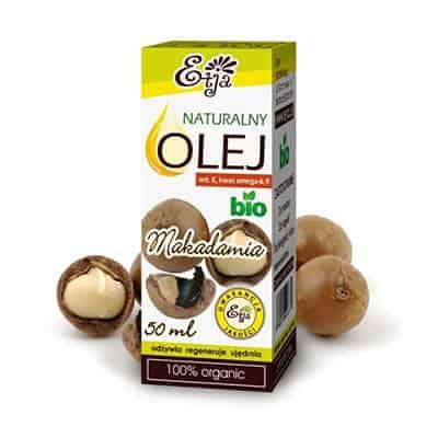 Etja Olej Makadamia BIO 50 ml