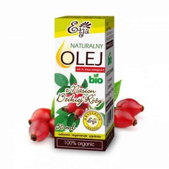 Olej z Dzikiej Róży BIO 50ml Etja