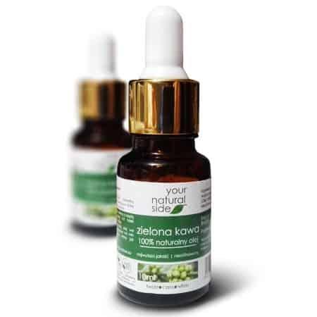 Olej z Nasion Zielonej Kawy nierafinowany 10ml Your Natural Side