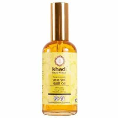 Olejek stymulujący wzrost włosów 100 ml Khadi