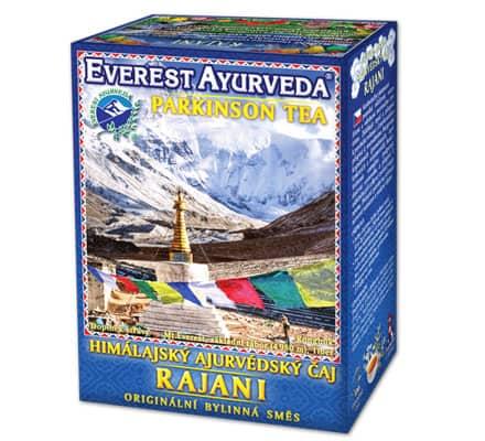 Herbatka ajurwedyjska Rajani - Zaburzenia mózgowe ( Parkinson ) 100g