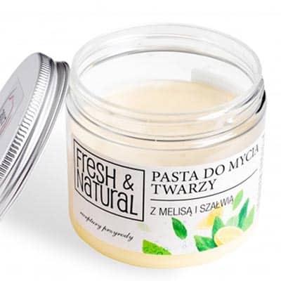 Pasta do mycia twarzy 150ml Fresh&Natural