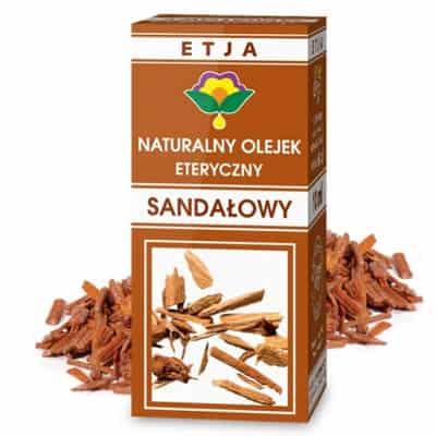 Olejek Sandałowy 10ml Etja