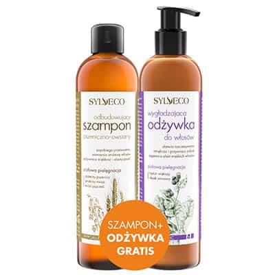 szampon+odżywka sylveco