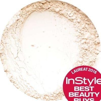 Podkład rozświetlający – BEIGE FAIREST 4g Annabelle Minerals