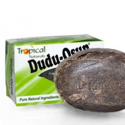 Czarne mydło afrykańskie Dudu-Osun 150g
