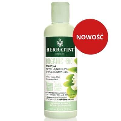 Bio Organic Moringa odżywka naprawcza 260ml Herbatint